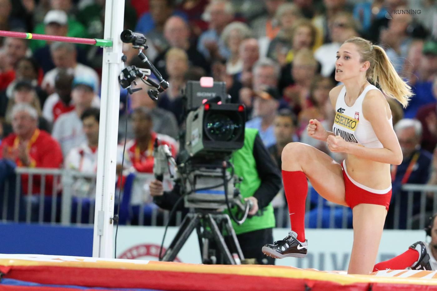<strong>Kamila</strong> Lićwinko brązową medalistką Mistrzostw Świata w Portland