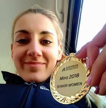 <strong>Katarzyna</strong> Rutkowska zwycięża w Klubowym Pucharze Europy