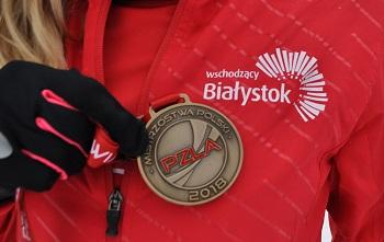 <strong>Złoty</strong> medal 90PZLA MP Katarzyny Rutkowskiej